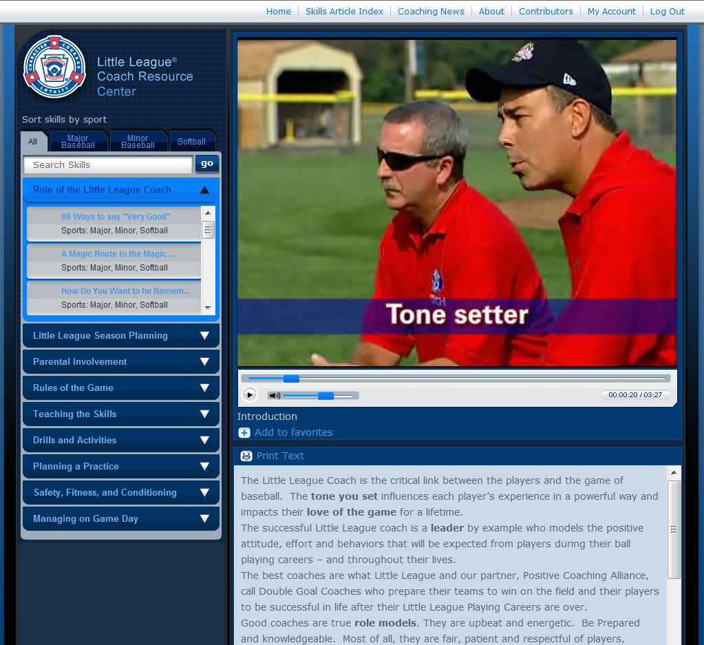 Screenshot-LL_Online_Coach_Resource_Centre