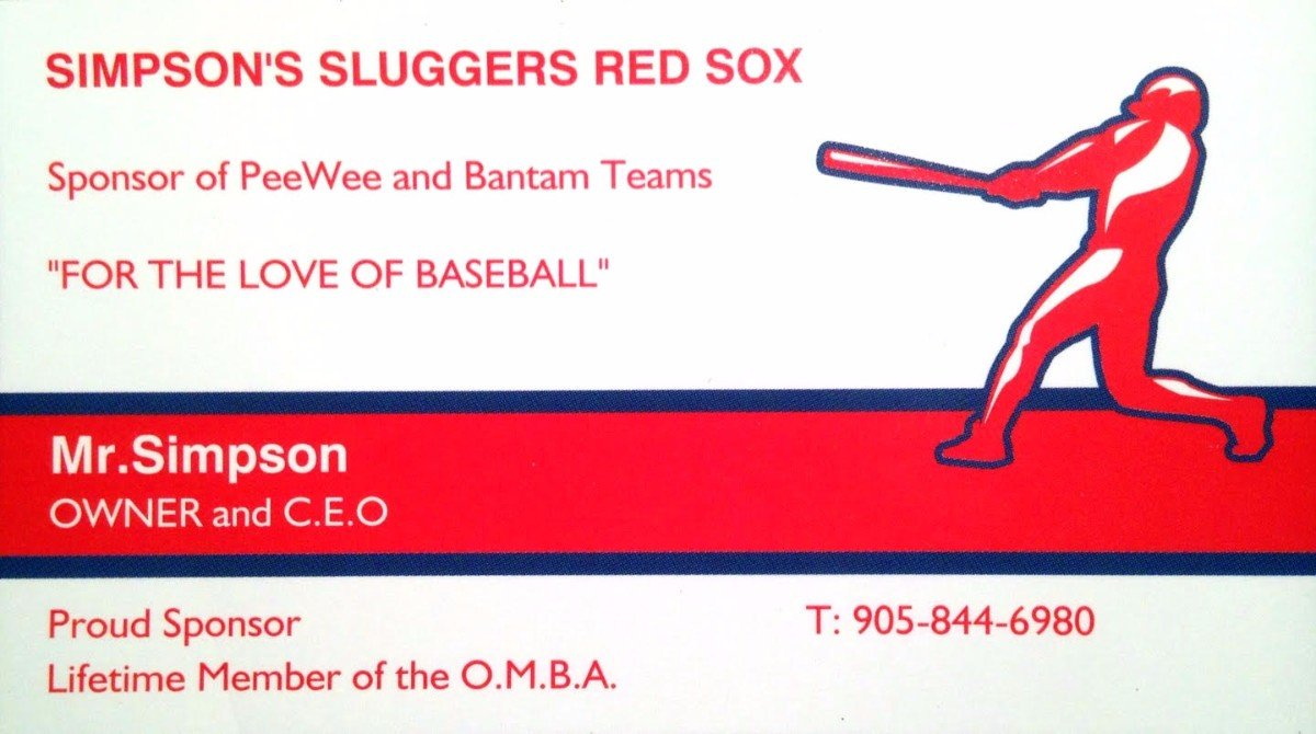 Simpson's Sluggers